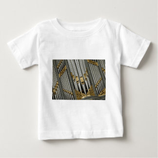 Organ pipes baby T-Shirt