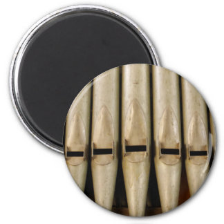 Organ Pipes Magnet