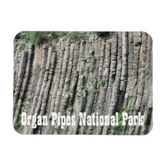 Organ Pipes National Park, Victoria, Australia Rectangular Photo Magnet
