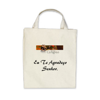 Organic bag for Calypso purchases