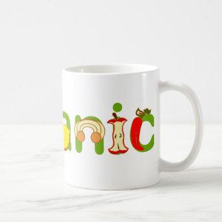 Organic Basic White Mug