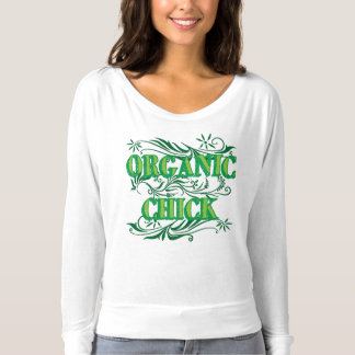 Organic Chick T-Shirt