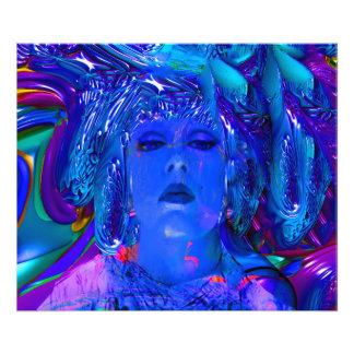 Organic Connection Art Photo