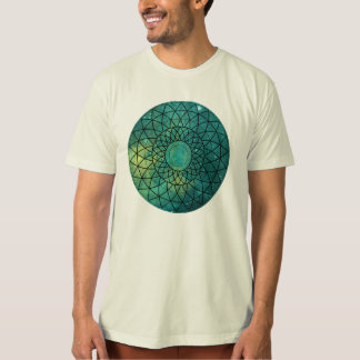 Organic cotton Galactic Sacred Geometry t-shirt