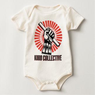 Organic Cotton Kubbaby Baby Creeper