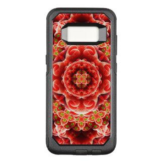 Organic Dimension Mandala OtterBox Commuter Samsung Galaxy S8 Case