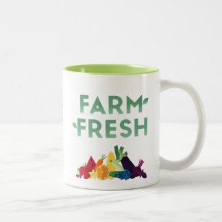 Organic Farm Fresh Mug