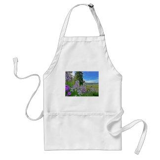 organic farming aprons