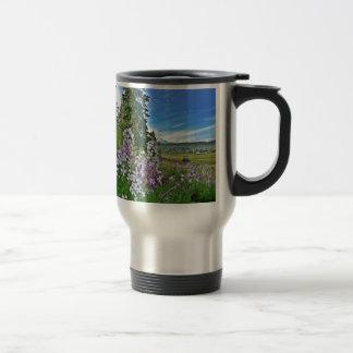 organic farming coffee mug