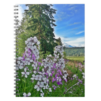 organic farming notebook