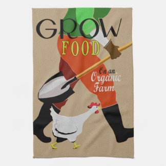 Organic Farming Towels