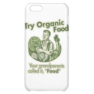 Organic Food iPhone 5C Cover