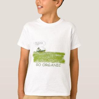 Organic Grasshopper Tee Shirts