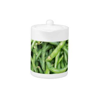 Organic Green Snap Beans Veggie Vegitarian