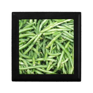 Organic Green Snap Beans Veggie Vegitarian Gift Box