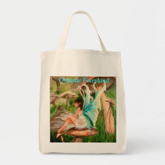 Organic Grocery Bag from Fairyland