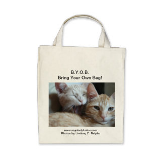 Organic Grocery Tote Bags