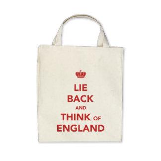 Organic Grocery Tote - Crown Tote Bag