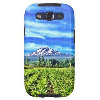 Organic herb farm galaxy SIII cover