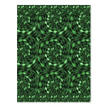 Organic INFINITE Green TRUE Colors LOVE Gifts 101 Post Cards