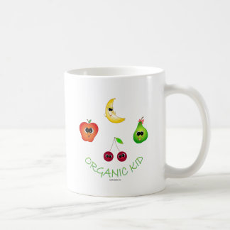 Organic Kid Basic White Mug