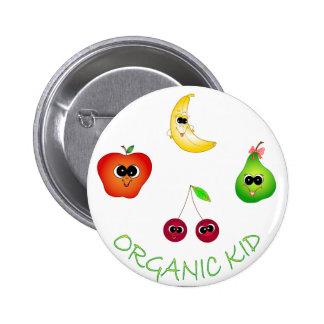 Organic Kid Button