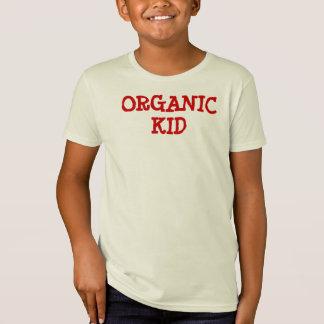ORGANIC KID TEES
