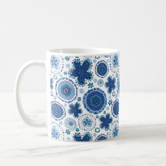 Organic Medallion Mug