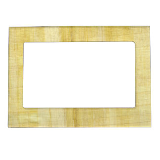 Organic Papyrus Texture 7 Magnetic Frame