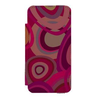 Organic pink incipio watson™ iPhone 5 wallet case