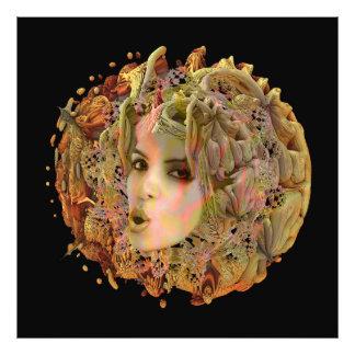 Organic Planet Photo Art