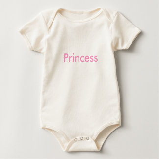 Organic Princess Body Shirt