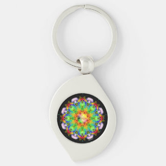 Organic Process Key Ring