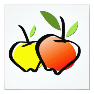 Organic Produce Invitation