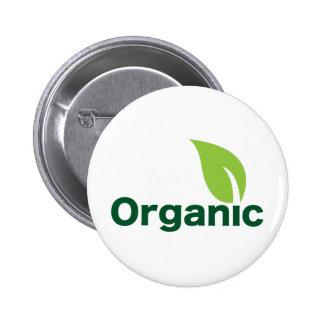 Organic round button