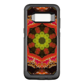 Organic Star Mandala OtterBox Commuter Samsung Galaxy S8 Case