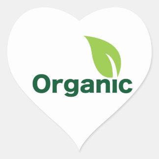 Organic Stickers