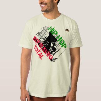 Organic t-shirt HipHop Total Balance