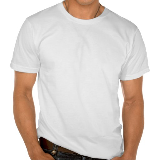 Organic T-shirt Natural I Love Clean Water
