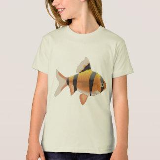 Organic t-shirt of the American Apparel, Fish