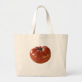 Organic Tomato Tote Bags