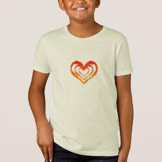 Organic Triple Heart T-Shirt