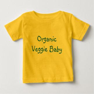 """""""Organic Veggie Baby Baby T-Shirt"""