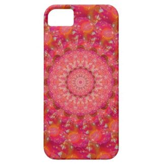 Organic Vortex Mandala Barely There iPhone 5 Case