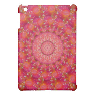 Organic Vortex Mandala iPad Mini Cover