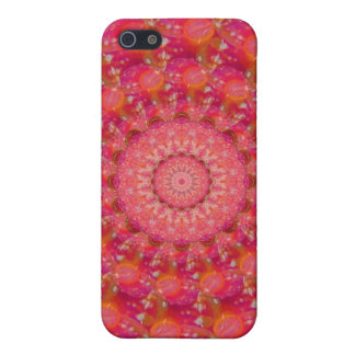 Organic Vortex Mandala iPhone 5/5S Covers