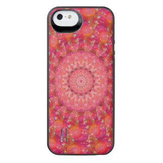 Organic Vortex Mandala iPhone SE/5/5s Battery Case