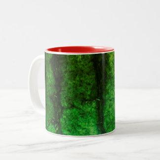 organic watermelon mug