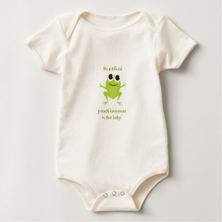 Organically Grown Baby Bodysuit