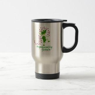 Organically Grown T shirts & gifts Travel Mug